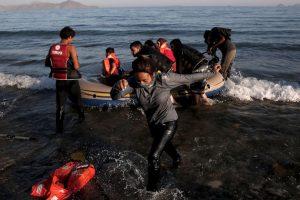 """Uno de los territorios de donde salieron más migrantes fue Siria, país inmerso en la guerra que el presidente Bashar al-Assad y las fuerzas rebeldes a su gobierno protagonizan, y en el que el grupo yihadista """"Estado Islámico"""" tiene mayor presencia. Foto:Getty Images. Imagen Por:"""