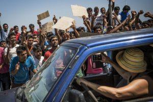Este año trajo consigo una de las peores crisis de migración que Europa y el mundo hayan visto recientemente. Foto:Getty Images. Imagen Por: