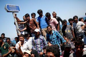 Más de tres mil migrantes han muerto en su intento por llegar a Europa Foto:Getty Images. Imagen Por: