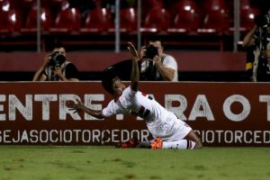 Aunque no ganan la Libertadores desde 2005, el combinado paulista espera conseguir su cuarta Copa Libertadores Foto:Getty Images. Imagen Por: