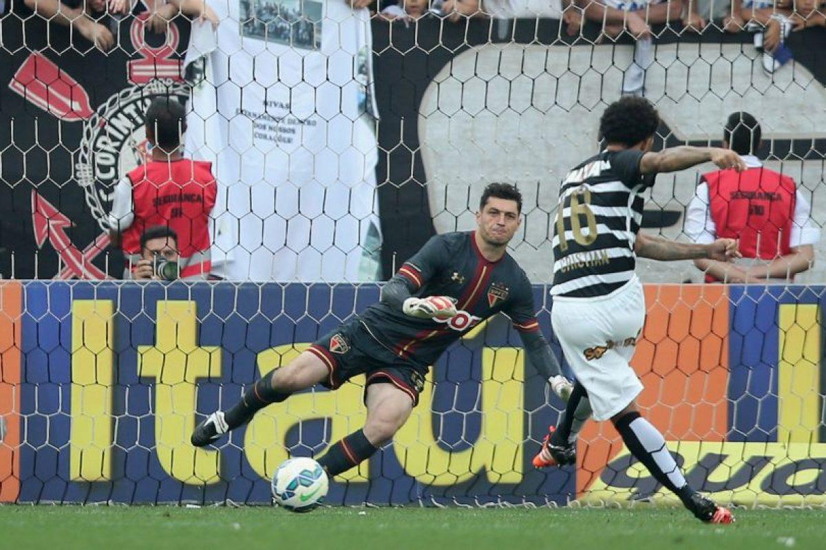 El campeón de Brasil desea conquistar su segunda Copa Libertadores Foto:Getty Images. Imagen Por: