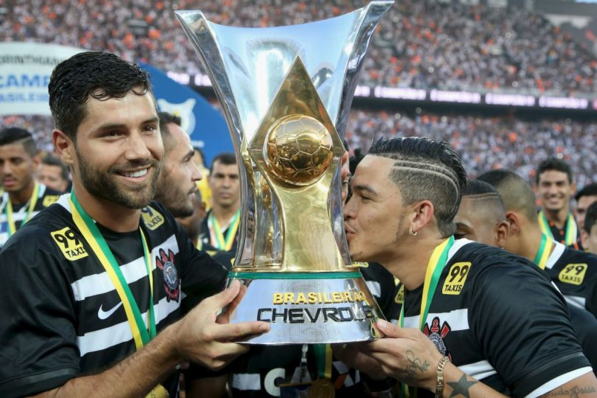 Corinthians Foto:Getty Images. Imagen Por: