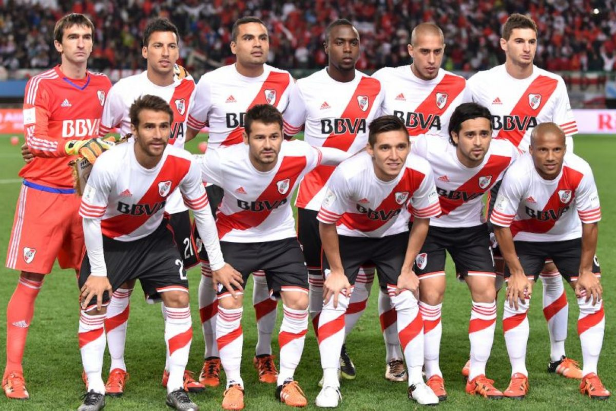 River Plate Foto:Getty Images. Imagen Por: