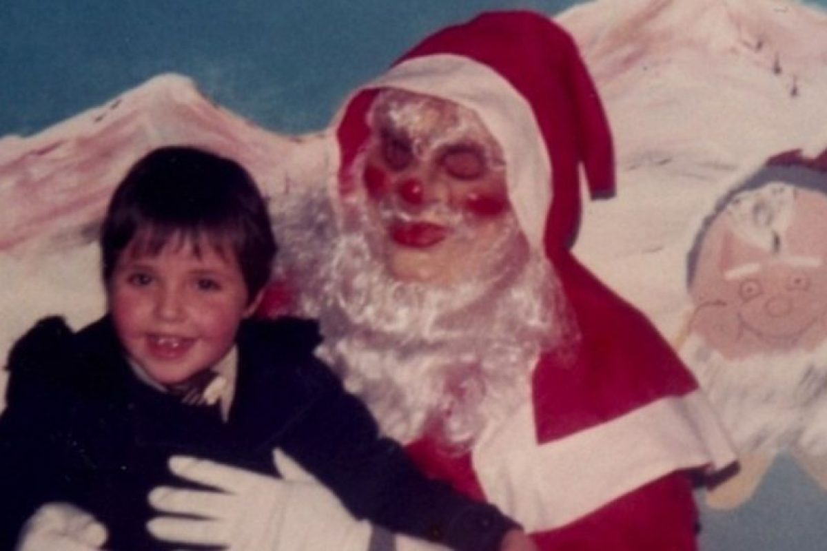 Papá Noel quiere matarte. Foto:Reddit. Imagen Por: