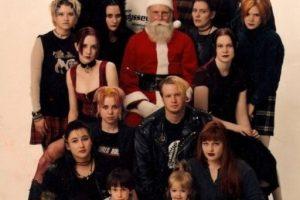 Alguien rescate a Santa. Foto:Awkward Family Photos. Imagen Por:
