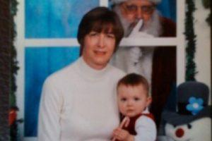 Santa da miedo. Foto:Awkward Family Photos. Imagen Por:
