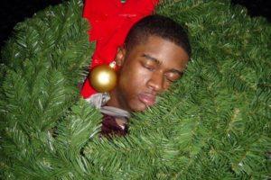 Él celebró en demasía la Navidad Foto:Imgur. Imagen Por: