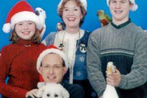 El pato. Piensen en el pato, ¿sí? Foto:Awkward Family Photos. Imagen Por: