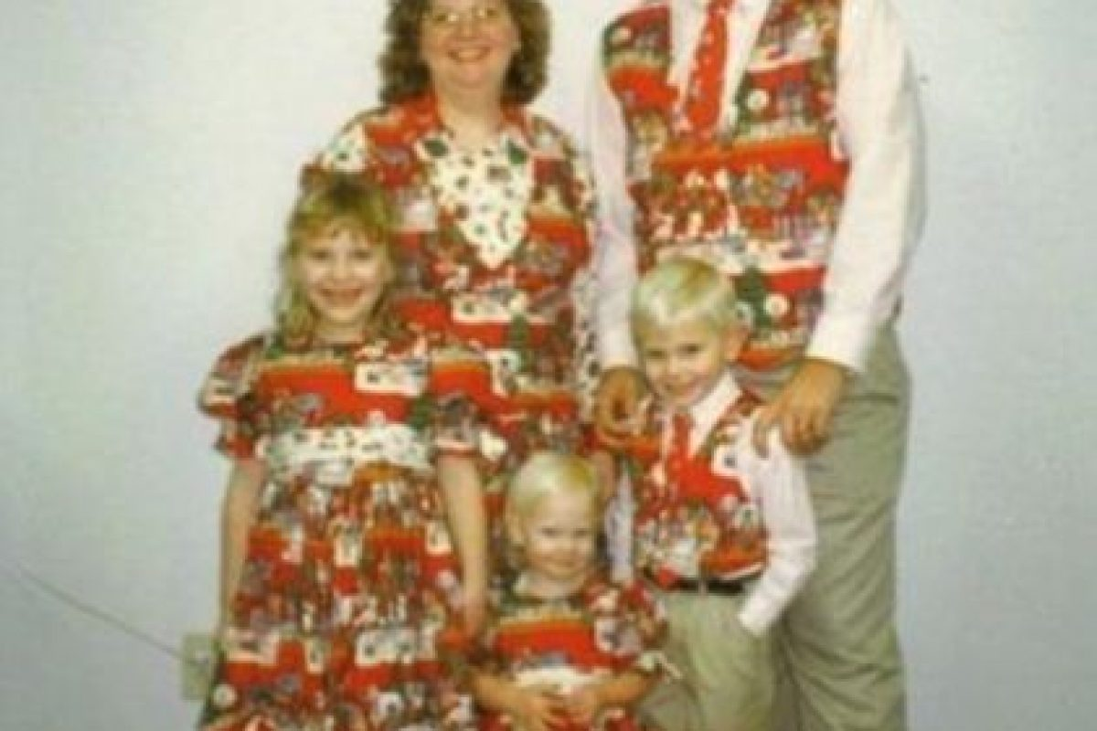 ¿En serio? Foto:Awkward Family Photos. Imagen Por: