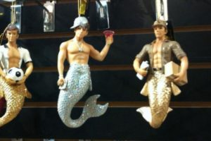 ¿Justin Bieber como sirena para el árbol? Suena genial. Foto:Imgur. Imagen Por: