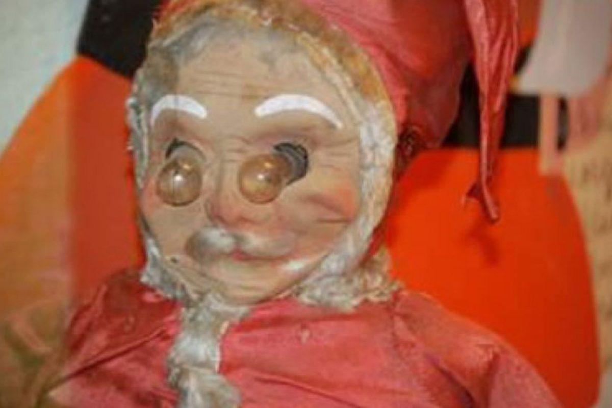 Santa ya no ve bien Foto:Oddee. Imagen Por: