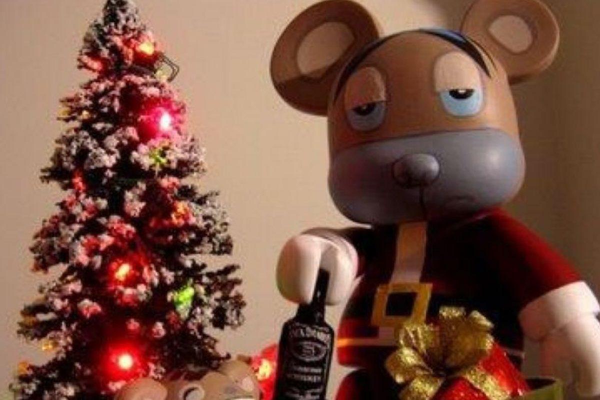 Este ratón recordó que su vida es un asco. Suele pasar por estas fechas. Foto:Imgur. Imagen Por: