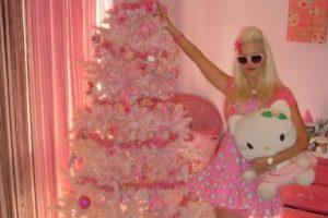 Paris Hilton tiene su árbol Foto:Reddit. Imagen Por: