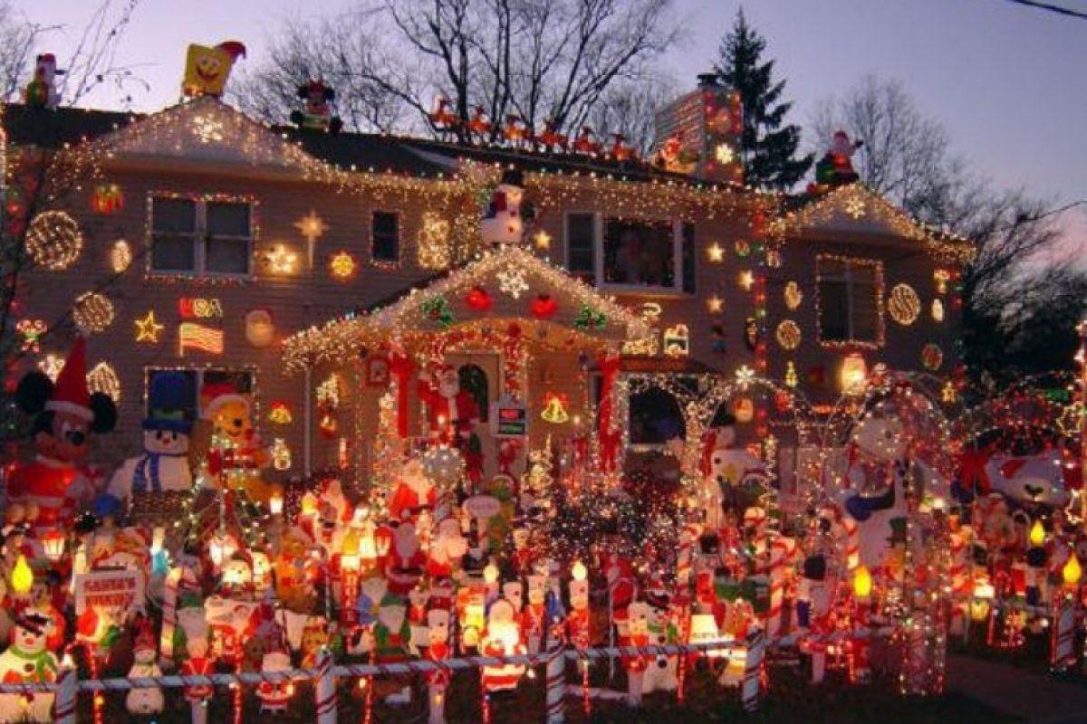 ¿Y por dónde entrará Santa? Foto:Imgur. Imagen Por: