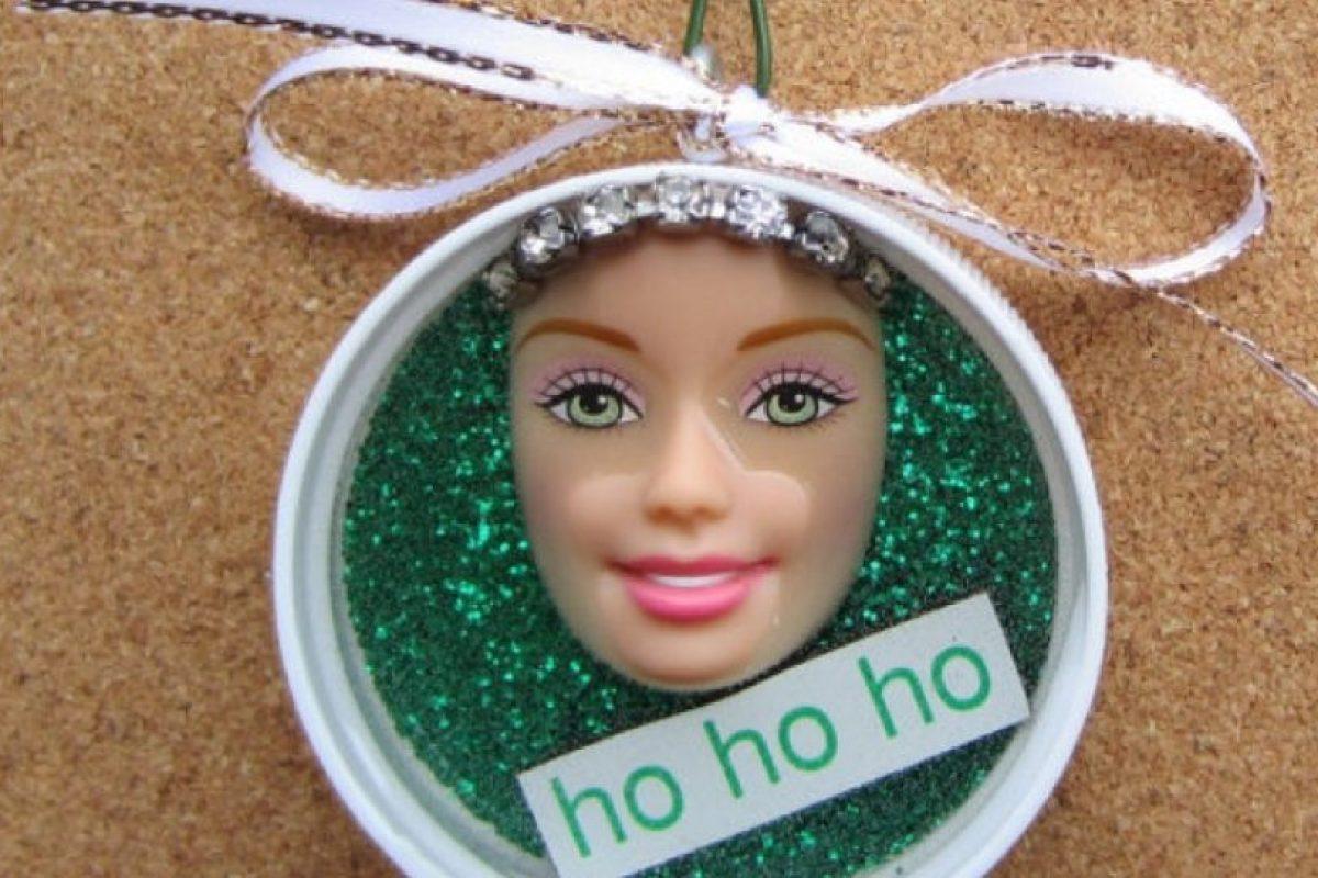 """O pon solo su rostro. Oh, sí. """"Ho, ho, ho…"""" Foto:Etsy. Imagen Por:"""