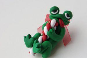 ¿Qué tiene ese bastón de Navidad? Foto:Etsy. Imagen Por:
