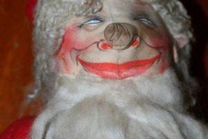 Santa, deja las drogas. Foto:Imgur. Imagen Por: