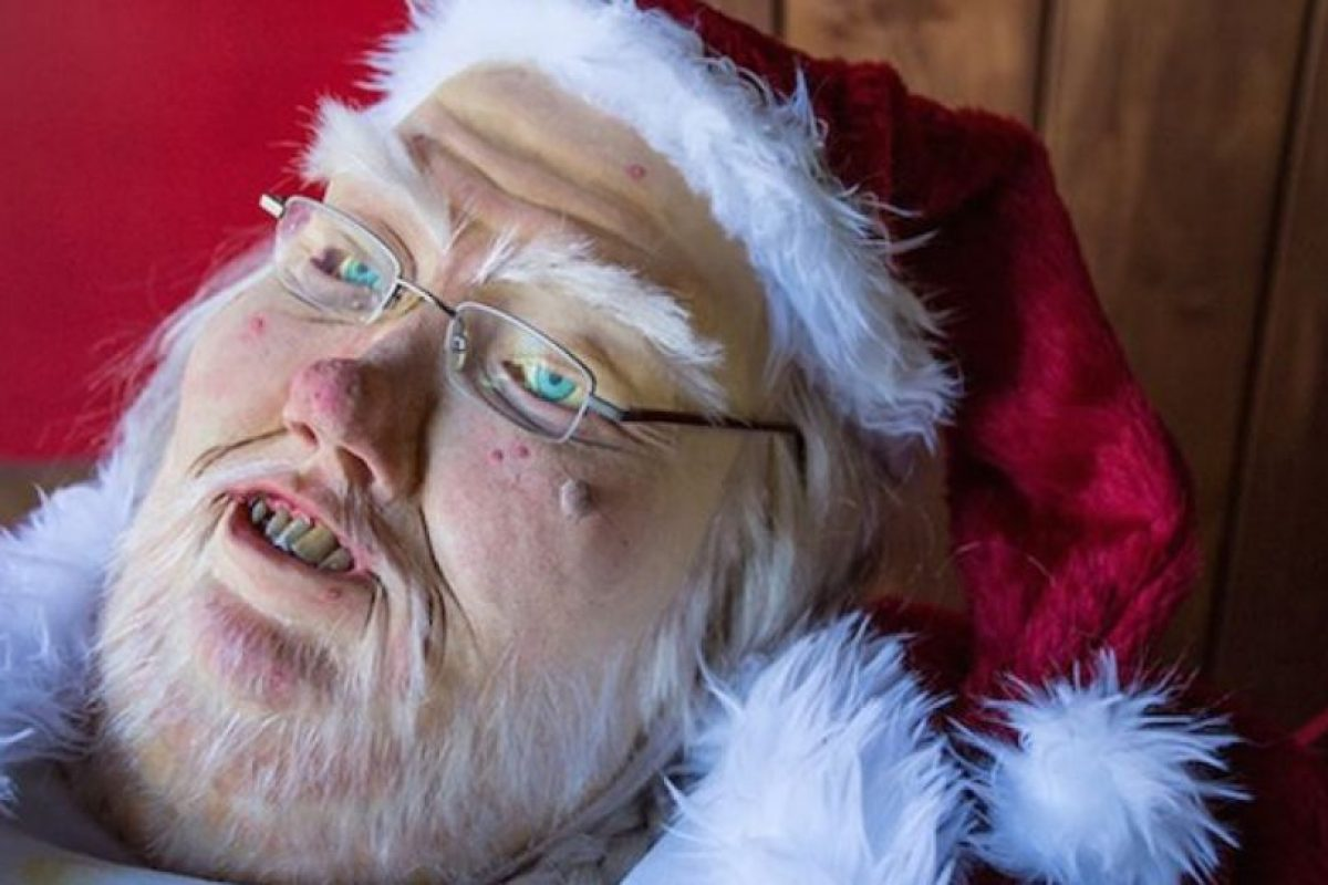 Santa se te aparecerá en tus sueños. Foto:Imgur. Imagen Por: