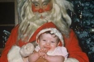 ¿A caso eso es un Santa? Foto:Tumblr.com/Tagged/santa-miedo. Imagen Por: