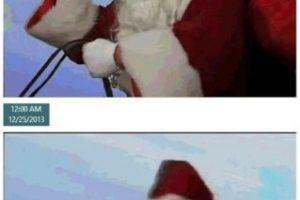 Un día de trabajo con Santa Foto:Know Your Meme. Imagen Por: