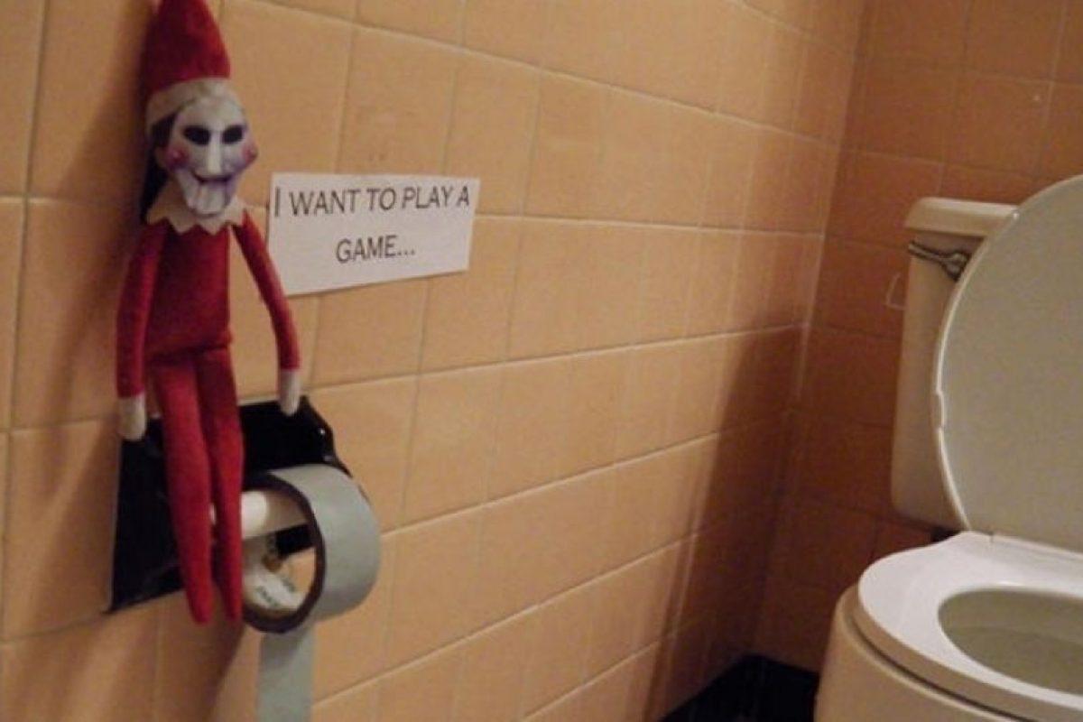 Vaya que este sí es un juego extremo Foto:Know Your Meme. Imagen Por: