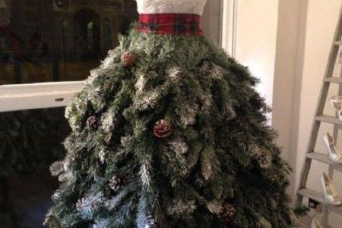 Lindo vestido navideño Foto:Know Your Meme. Imagen Por: