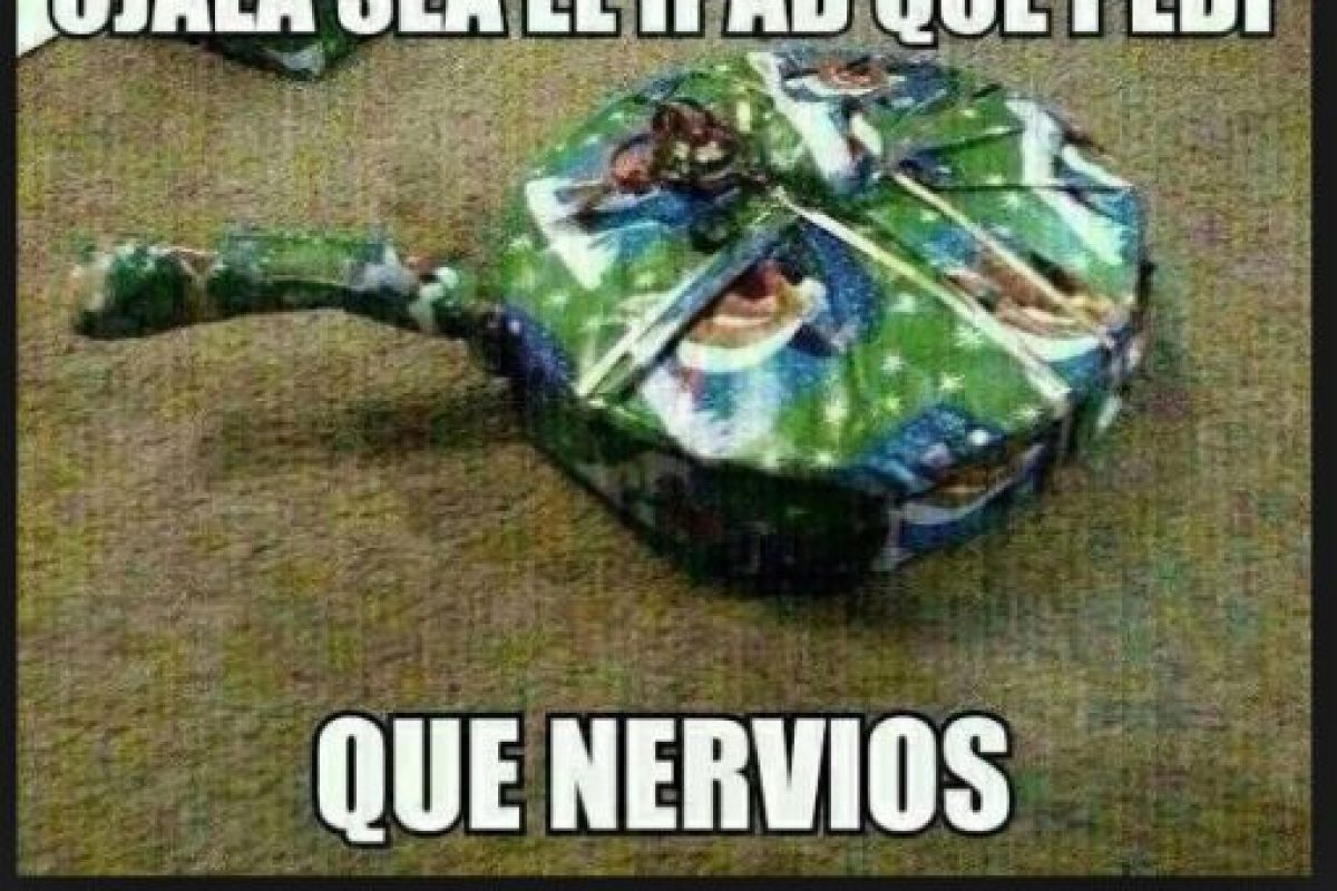 Foto:Tumblr.com/Tagged-Navidad-memes. Imagen Por: