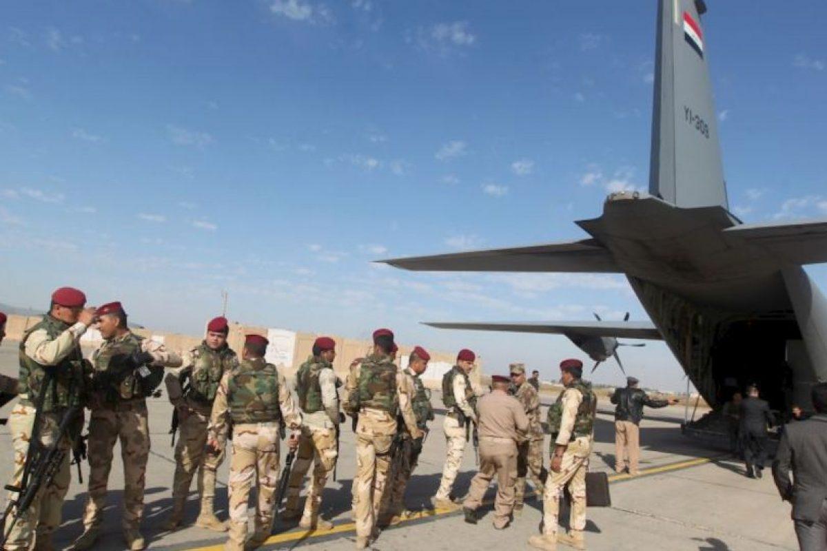 El Estado Islámico obtiene sus fondos de los secuestros que realiza, así como los saqueos, robos y contrabando de petróleo Foto:AFP. Imagen Por: