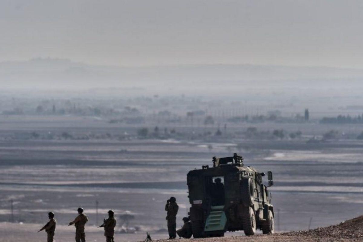6. Lashkar e-Taiba (con base en Pakistán) – 100 millones de dólares Foto:AFP. Imagen Por: