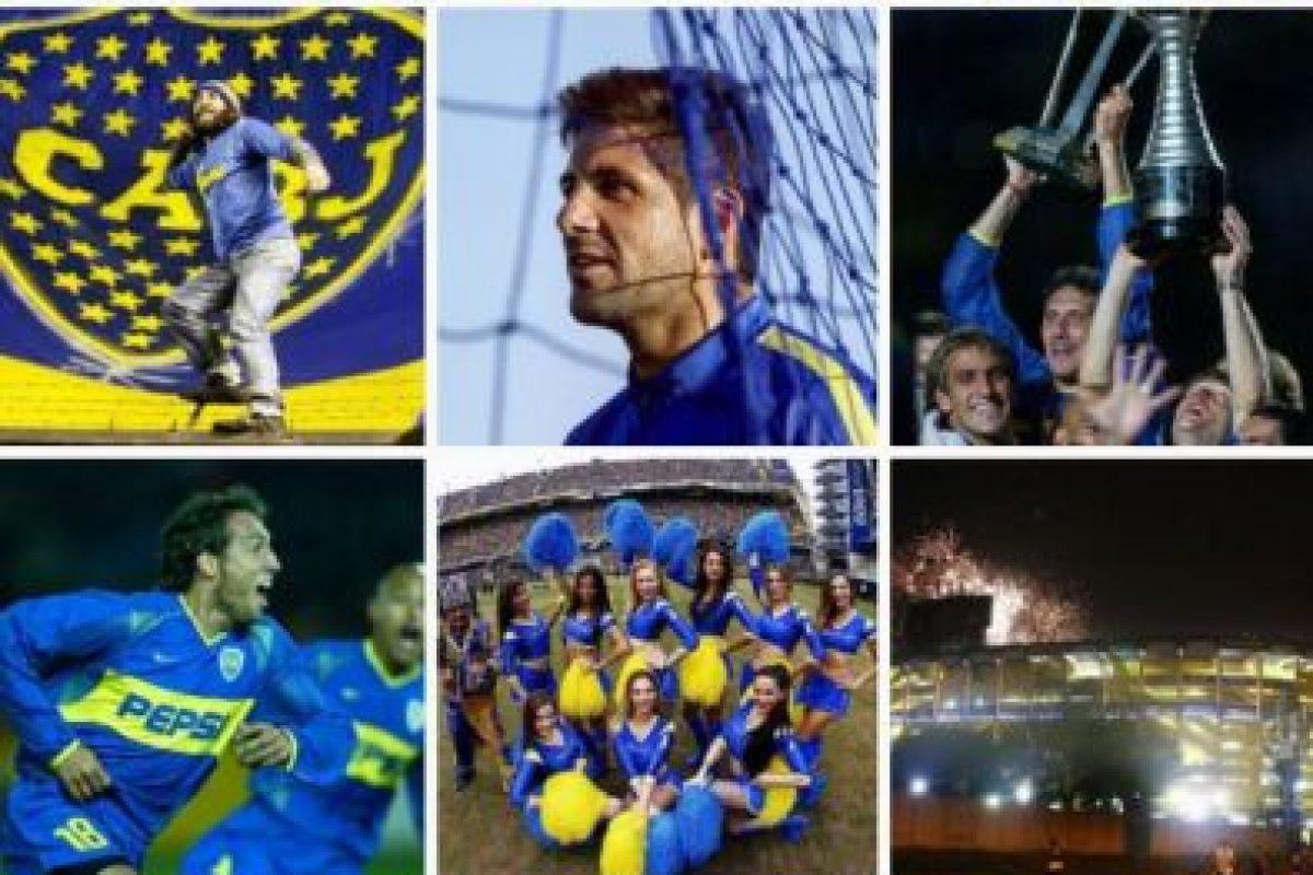 Boca Juniors Foto:Vñia twitter.com/PlanetaBoca. Imagen Por:
