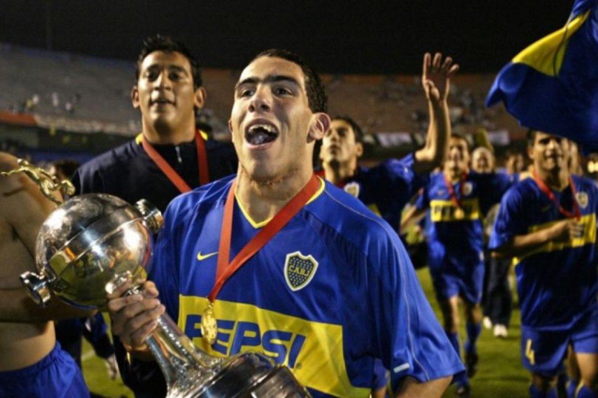 """Siempre favorito, el combinado """"xeneize"""" busca su séptima estrella y alcanzar a Independiente como los máximos ganadores del torneo Foto:Vñia twitter.com/PlanetaBoca. Imagen Por:"""