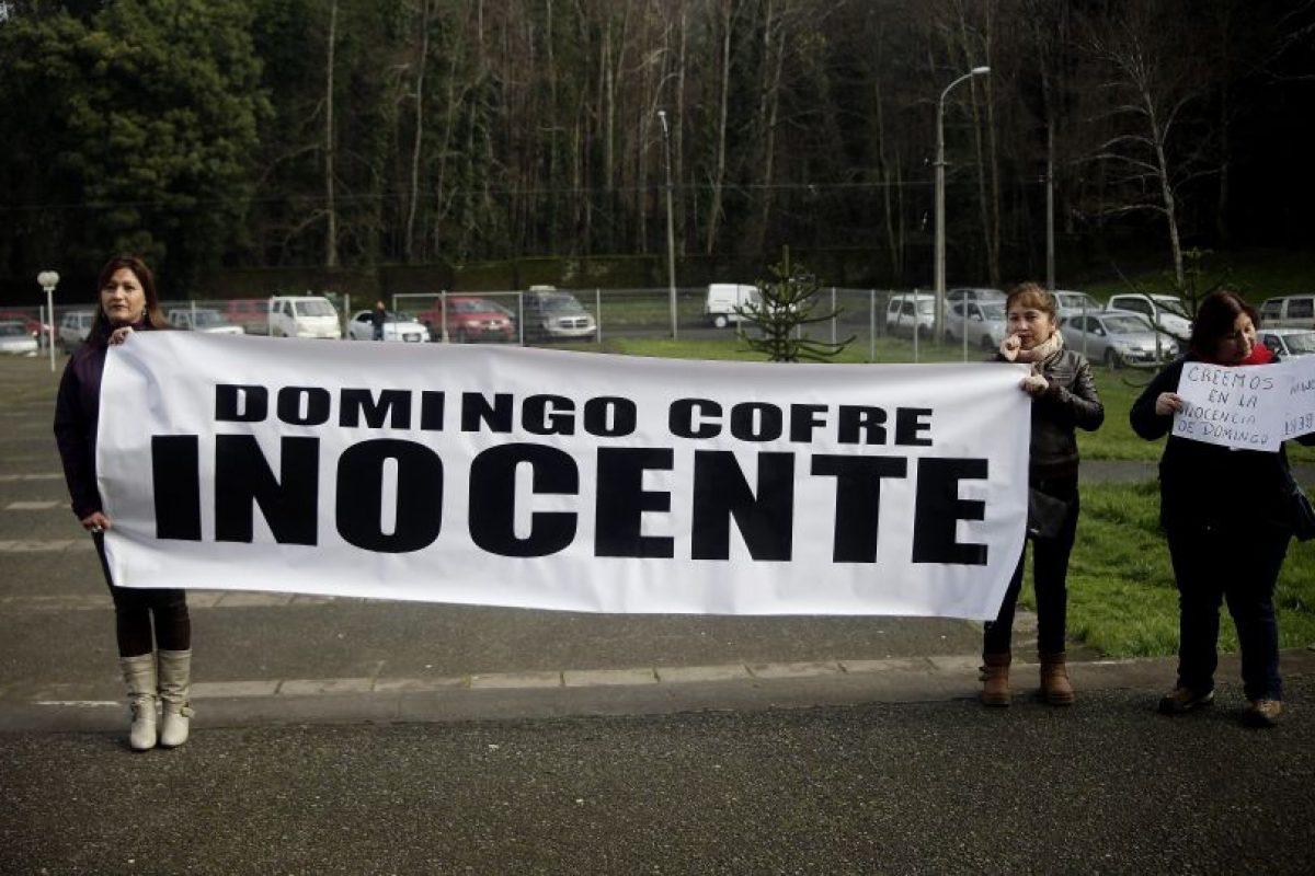 Durante el juicio sus cercanos siempre expresaron la inocencia del único imputado. Foto:Archivo Agencia Uno. Imagen Por: