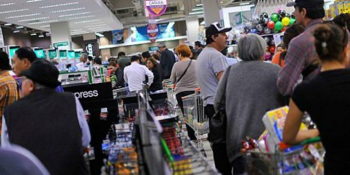 Estos serán los horarios de cierre de los supermercados previo a Año Nuevo