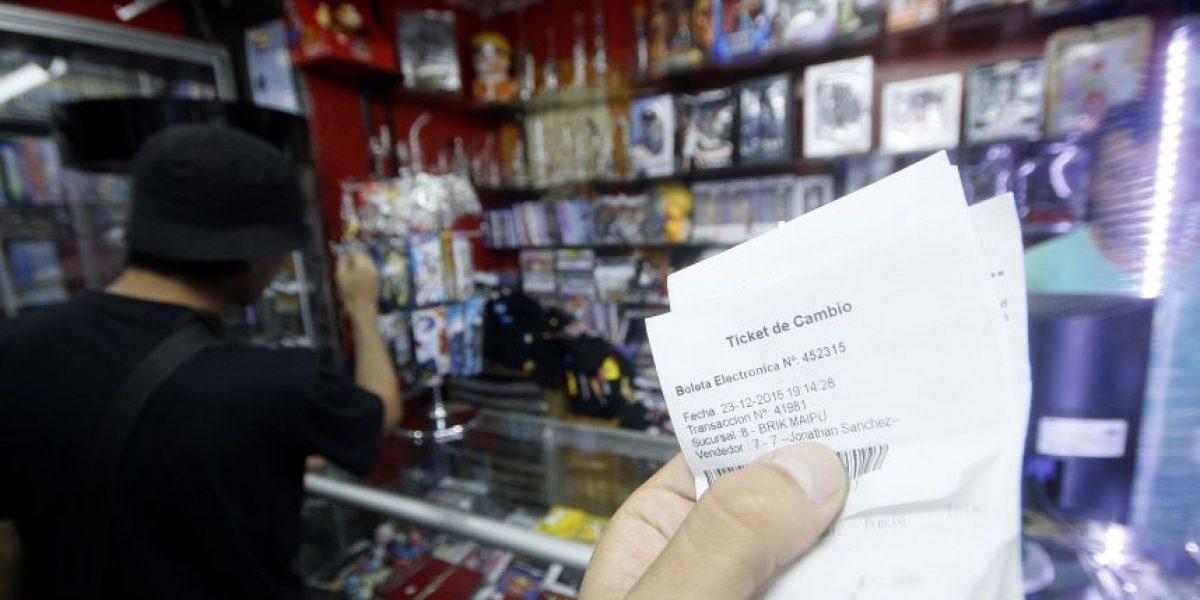 No hay descanso: el ticket de cambio ahora se toma las calles y negocios