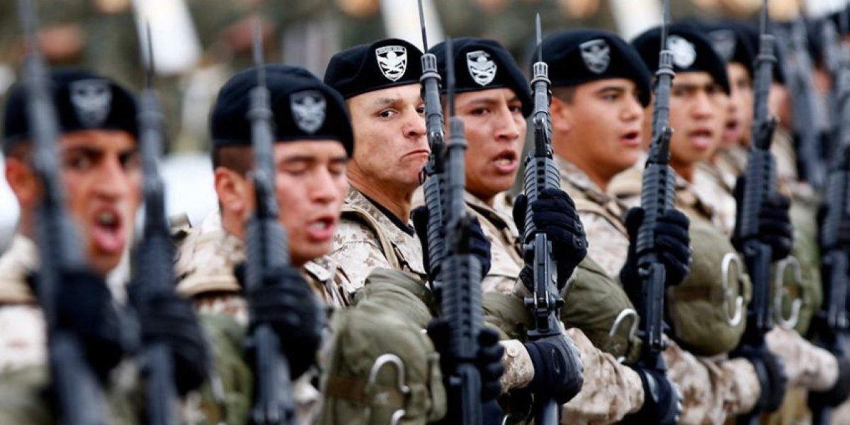 """General Oviedo y eventual derogación de la Ley Reservada del Cobre: """"No me corresponde defenderla"""""""