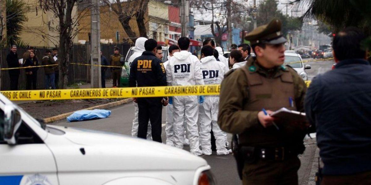 Presunto femicidio en Talca: mujer murió tras recibir golpe de hacha en la cabeza