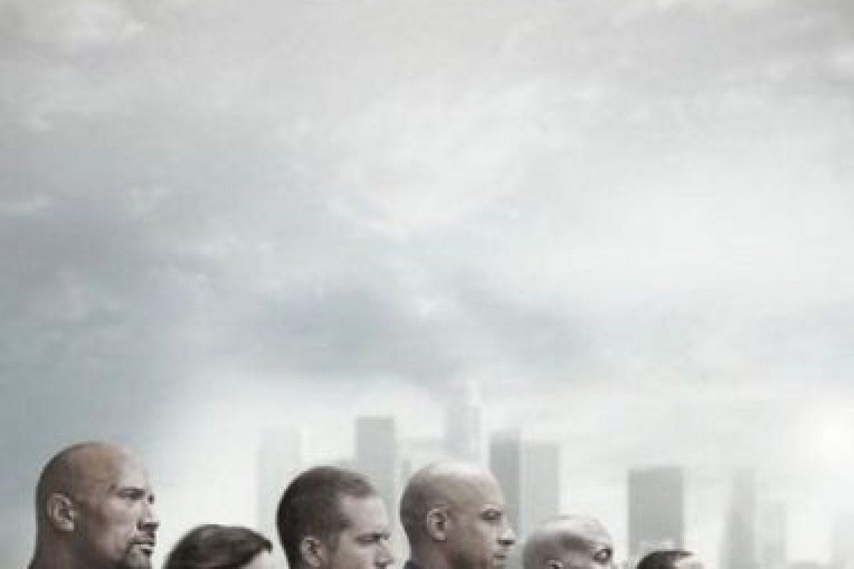 "1. ""Fast and Furious 7"", con 41 errores Foto:IMDb. Imagen Por:"