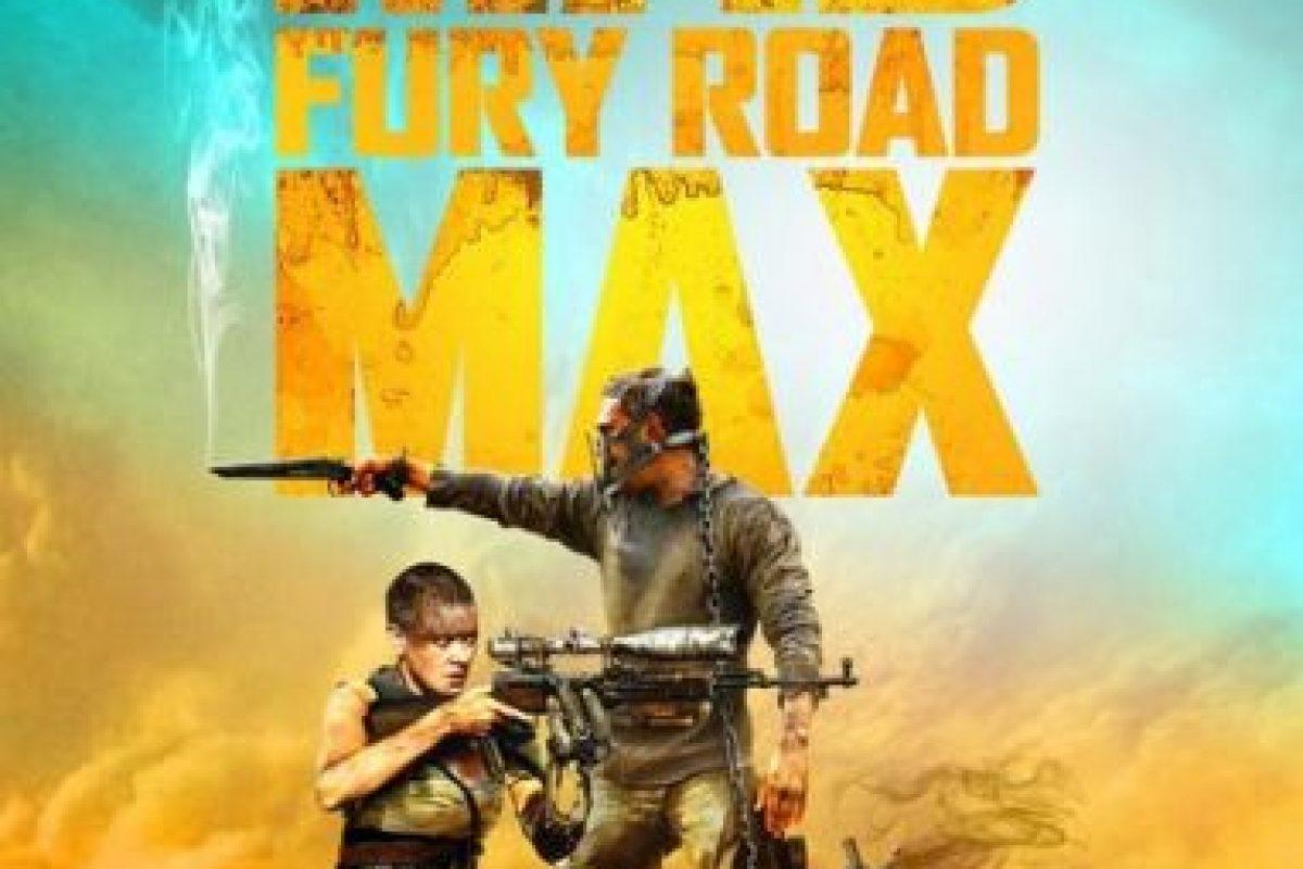 """4. """"Mad Max: Fury Road"""", con 17 errores Foto:IMDb. Imagen Por:"""