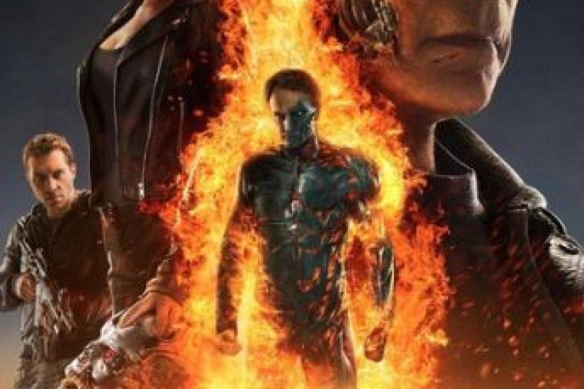 """7. """"Terminator: Genesys"""", con 10 errores Foto:IMDb. Imagen Por:"""