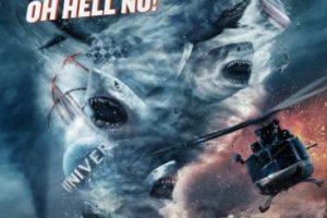 "9. ""Sharknado 3"", con siete errores Foto:IMDb. Imagen Por:"