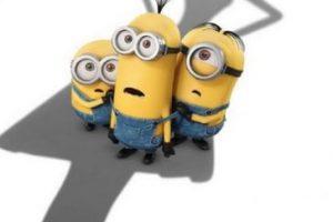"""10. """"Minions"""", con siete errores Foto:IMDb. Imagen Por:"""