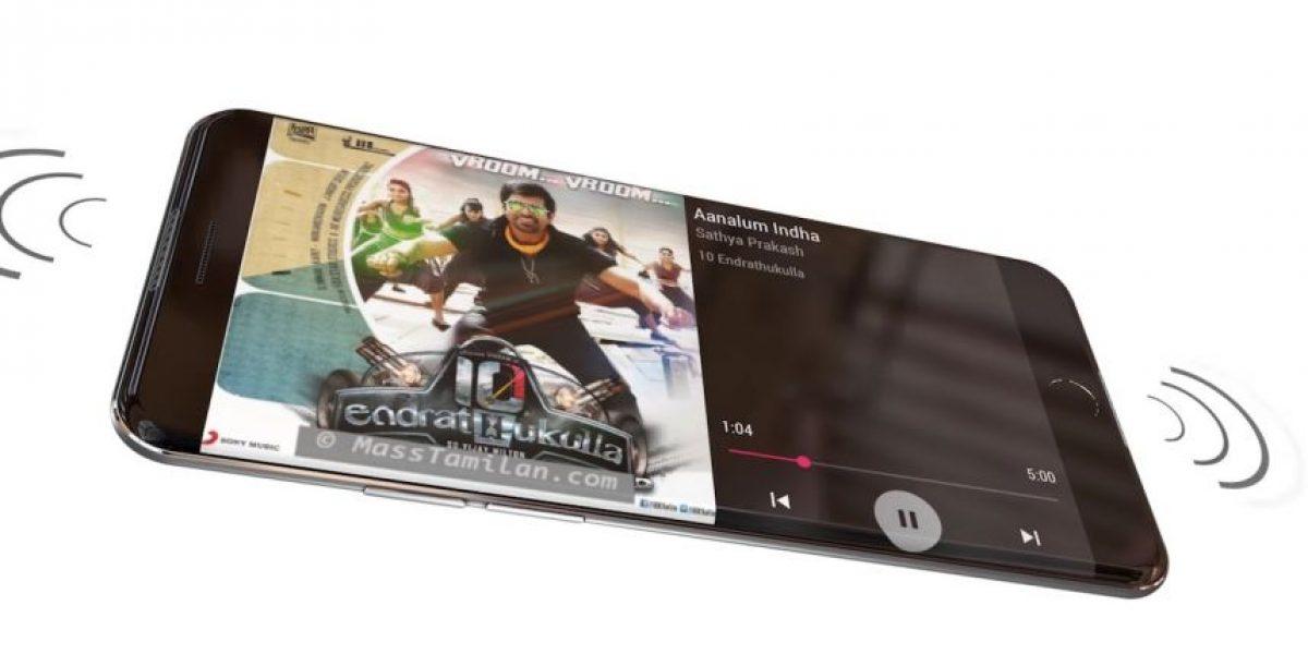 Video: De esta forma luciría el iPhone 7 si tuviera pantalla curva