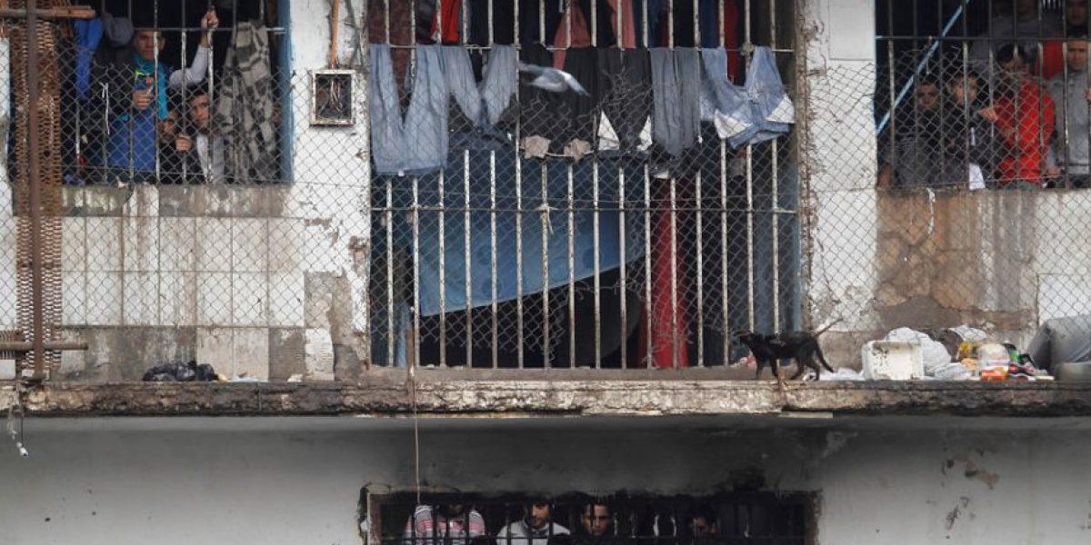 Cárcel Colina II: riña entre internos deja a 9 reos heridos