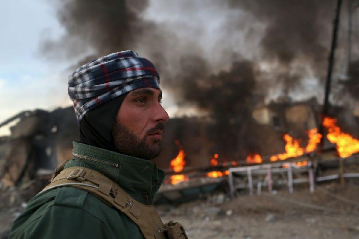 En los que se le identificó por su nombre de pila: Ibrahim Awad Ibrahim al Badry. Foto:AFP. Imagen Por: