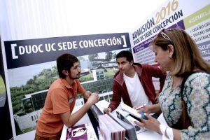 Suractivo, Concepción. Foto:Agencia Uno. Imagen Por:
