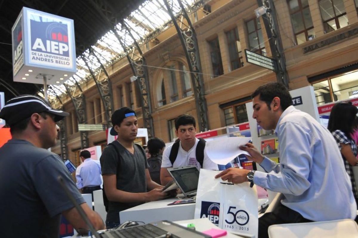Estación Mapocho, Santiago. Foto:Agencia Uno. Imagen Por: