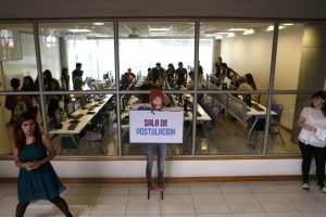 "La ""Semana del Postulante"" de la Universidad de Chile. Foto:ATON Chile. Imagen Por:"