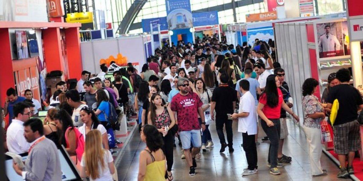 ¡Atentos, estudiantes! Universidades abren sus ferias de postulación hasta el jueves