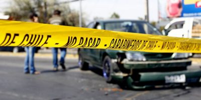 Un muerto deja grave accidente en Vespucio Norte