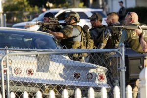 27 de febrero- Un total de ocho personas murieron en esta balacera ocurrida en Tyrone, Misuri. El agresor se quitó la vida tras los hechos. Este fue encontrado muerto en un vehículo. Los ataques ocurrieron en varios áreas del pueblo Tyrone. Foto:AFP. Imagen Por: